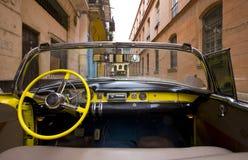 Straße von Havana stockfotos