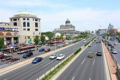 Straße von Peking Lizenzfreie Stockfotografie