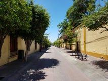 Straße von Tlaquepaque 2 lizenzfreie stockfotografie