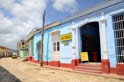 Straße von Trinidad, Kuba Lizenzfreies Stockbild