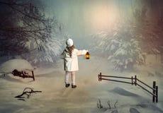 Straße zu den Märchen Stockfotos