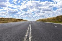 Straße zu reisen Lizenzfreie Stockfotografie