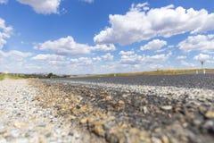 Straße zu reisen Lizenzfreie Stockfotos