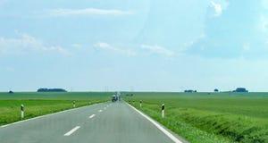Straße zum Erfolg Lizenzfreies Stockfoto