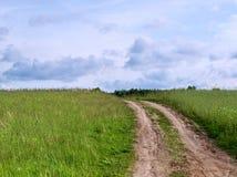 Straße zum Himmel Lizenzfreie Stockfotografie