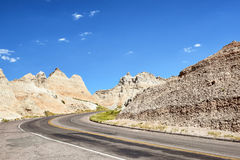 Straßen-Ödland-Nationalpark lizenzfreies stockbild