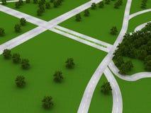Straßen Lizenzfreie Stockbilder