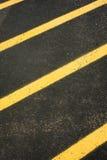 Straßen-Anstrich oder Plasterung Hintergrund Stockfotografie