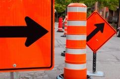 Straßen-Arbeit Lizenzfreie Stockbilder