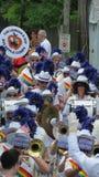 Straßen-Band in Cherry Grove, Feuer-Insel stockfotografie