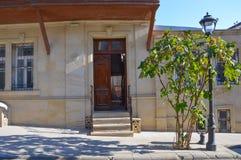 Straßen der alten Stadt, Baku Lizenzfreie Stockfotografie