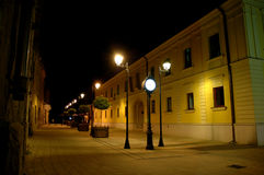 Straßen der Baia Stute Stockfoto