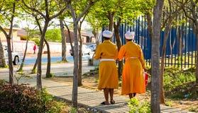 Straßen-Fotografie von Leuten in Soweto Johannesburg Lizenzfreie Stockbilder