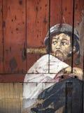 Straßen-Kunst in Penang, Malaysia Stockbilder