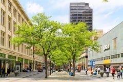 16. Straßen-Mall in Denver Lizenzfreies Stockfoto