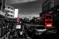 Straßen-Schwingungen Lizenzfreie Stockfotos