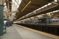 30. Straßen-Station Stockbild