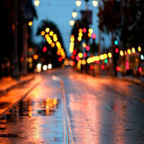 Straßen-Straße Stockfotos