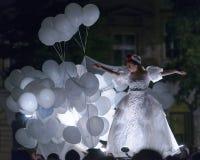 Straßen-Theater Tol Lizenzfreie Stockfotografie