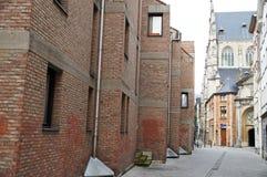Straßen von Antwerpen Lizenzfreie Stockfotografie