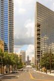 Straßen von Atlanta stockfoto