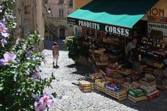 Straßen von Corte Lizenzfreie Stockfotos