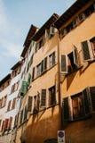 Straßen von Florenz Lizenzfreie Stockfotos