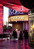 Straßen von Las Vegas Stockfotos