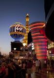 Straßen von Las Vegas Lizenzfreies Stockfoto