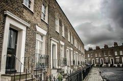 Straßen von London lizenzfreies stockbild