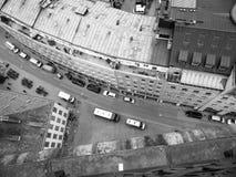 Straßen von München Stockbild