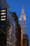 Straßen von Manhattan Lizenzfreies Stockfoto