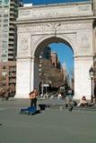 Straßen von New York lizenzfreie stockfotografie