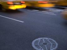 Straßen von New York Lizenzfreie Stockfotos