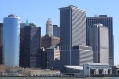 Straßen von New York. Lizenzfreies Stockbild