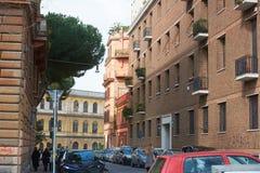 Straßen von Rom Lizenzfreies Stockbild
