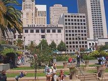 Straßen von San Francisco Lizenzfreie Stockfotografie