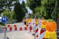 Straßen voran lizenzfreies stockbild