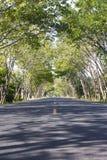 Straßenanschlussfähigkeit zwischen Städten stockfotografie