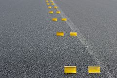 Straßenarbeitsauszug lizenzfreie stockbilder