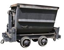 Straßenbahnwagen für Kohlenstoffe Lizenzfreie Stockfotografie