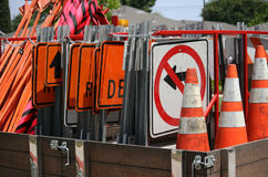 Straßenbau-Ausrüstung Lizenzfreie Stockbilder