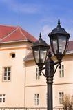 Straßenbeleuchtung Stockbilder
