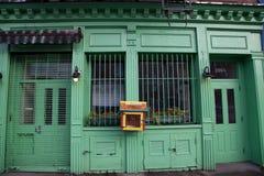 Straßenbibliothek Lizenzfreie Stockfotografie