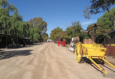 Straßenbild, Australien Lizenzfreie Stockfotos