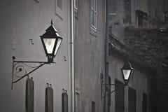 Straßendetail Stockbild