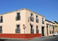 Straßenecke Mexiko Lizenzfreie Stockfotos