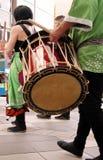 Straßenfestival lizenzfreies stockfoto