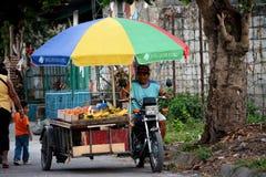 Straßenhändler Lizenzfreies Stockbild
