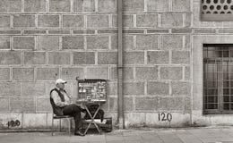 Straßenhändler Istanbul Lizenzfreie Stockbilder